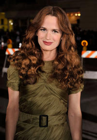 Elizabeth Reaser at the L.A. premiere of
