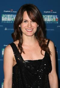 Elizabeth Reaser at the Joyful Heart Foundation Gala.