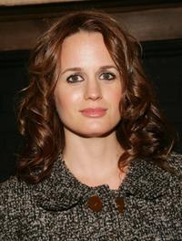 Elizabeth Reaser at the after party of the premiere of