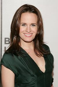 Elizabeth Reaser at the premiere of