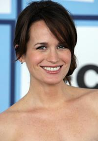 Elizabeth Reaser at the 2008 Spirit Awards.
