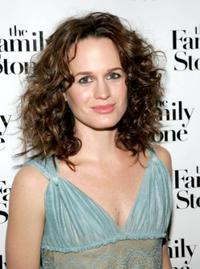 Elizabeth Reaser at the special holiday screening of