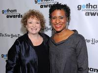 Marcia Jean Kurtz and Michelle Byrd at the IFP's 19th Annual Gotham Independent Film Awards.