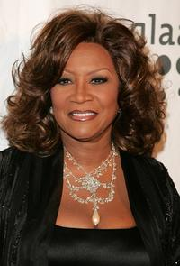 Patti LaBelle at the 18th annual GLAAD Media Awards.