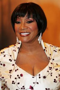 Patti LaBelle at the World Music Awards.