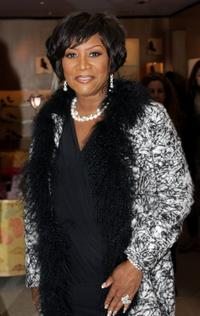 Patti LaBelle at the Fall Collection presentation.