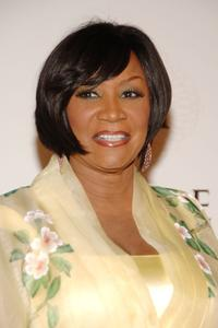 Patti LaBelle at the 2007 Angel Ball sponsored by LEVIEV jewelry to benefit the GandP Foundation for Cancer Research.
