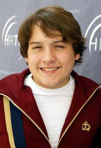 Sean Marquette at the Hollywood Radio and Television Society 10th Annual Kids Day.