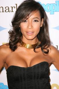Dania Ramirez at the People Magazines Official GRAMMY Kick-Off Party.
