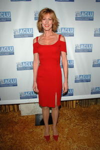 Christine Lahti at the ACLU of Southern California annual Bill of Rights Dinner at the Regent Beverly Wilshire Hotel.