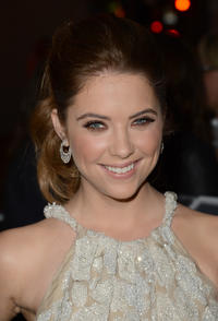 Ashley Benson at the California premiere of