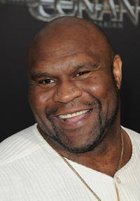 Bob Sapp at the California premiere of