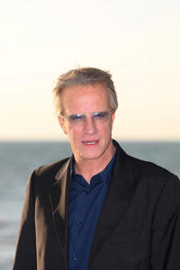 Christopher Lambert at the 24th edition of Cabourg romantic film festival in France.