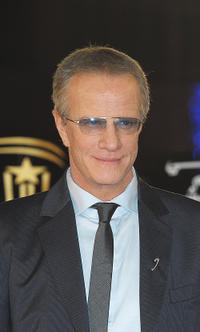 Christopher Lambert at the Tribute to the French Cinema during the 10 th Marrakech Film Festival in Morocco.
