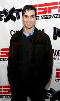 Matthew Del Negro at the ESPN The Magazines NEXT Party.