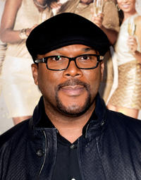 Director Tyler Perry at the California premiere of