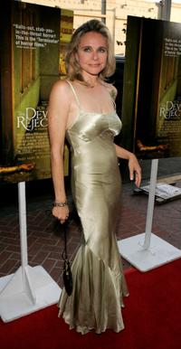 Priscilla Barnes at the West Coast premiere of
