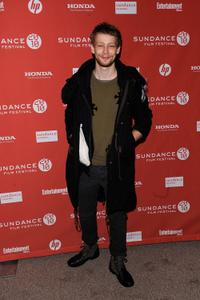 Johnny Lewis at the 2010 Sundance Film Festival.
