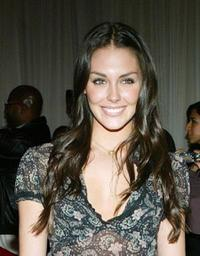 Taylor Cole at the Sixth Annual Family Television Awards.