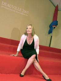 Jessica Lange at the 29th annual American film festival.