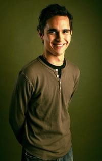 Max Minghella at the Getty Images Portrait Studio during the 2006 Sundance Film Festival.
