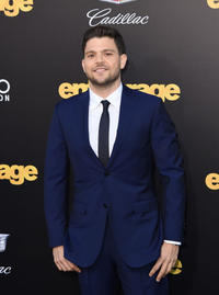 Jerry Ferrara at the California premiere of