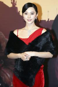 Fan Bingbing at the premiere of