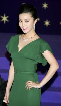 Fan Bingbing at the 25th Hong Kong Film Award.