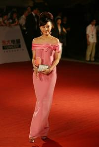 Fan Bingbing at the Opening ceremony of 11th Shanghai International Film Festival.