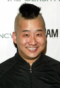 Bobby Lee at the Gersh Agency and Gotham Magazine party to celebrate the New York upfronts.