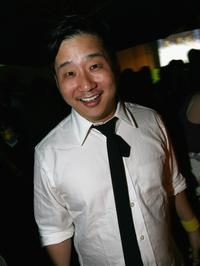 Bobby Lee at the after party of the premiere of