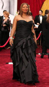 Queen Latifah at the 78th Annual Academy Awards.