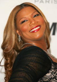 Queen Latifah at the 17th Annual Glamour Women Of The Year Awards in N.Y.