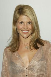 Lori Loughlin at the WB Upfront All-Star party.