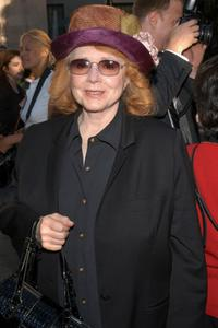 Piper Laurie at the Library Foundation of Los Angeles 2005 Awards Dinner.