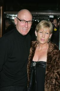 Ed Lauter and Marchelle Lauter at the Deana Martin's