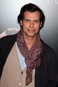 Laurent Lafitte at the France premiere of