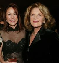 Patricia Heaton and Linda Lavin at the