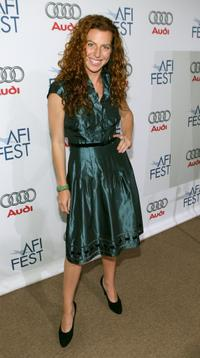 Tanna Frederick at the world premiere of