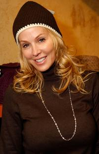 Eloise DeJoria at the Gibson Guitar celebrity hospitality lounge during the 2008 Sundance Film Festival.