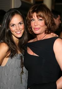 Kelly LeBrock and Erin Cahill at the Hollywood Film Festival premiere of