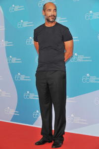 Jean-Marc Barr at the photocall of
