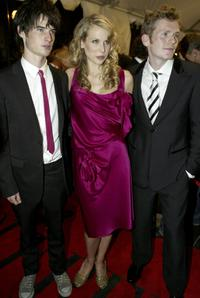 Tom Sturridge, Lucy Punch and Shaun Evans at the 29th Annual Toronto International Film Festival.