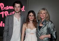 Tom Sturridge, Rachel Bilson and Blythe Danner at the screening of