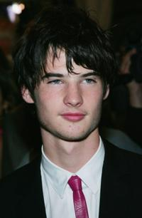Tom Sturridge at the opening night gala screening of