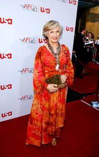 Cloris Leachman at the 35th AFI Life Achievement Award.
