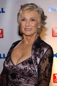 Cloris Leachman at TV Guide's Second Annual Emmy After Party.