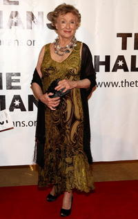 Cloris Leachman at the Thalians' 53rd Annual Ball.