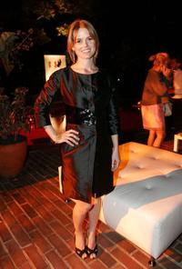 Alice Eve at the C Magazine and Boucheron Celebrate Dita Von Teese in