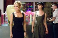 Alice Eve as Molly and Krysten Ritter as Patty in